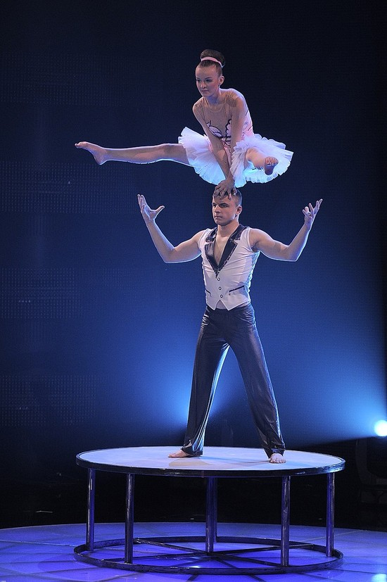 Delfina i Bartek wygrali 5. edycje Mam Talent (FOTO)