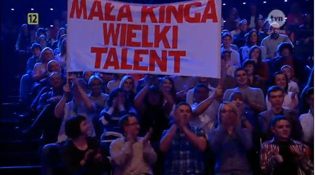 Kinga Skiba i Marcin Kowalczyk w finale Mam talent (FOTO)