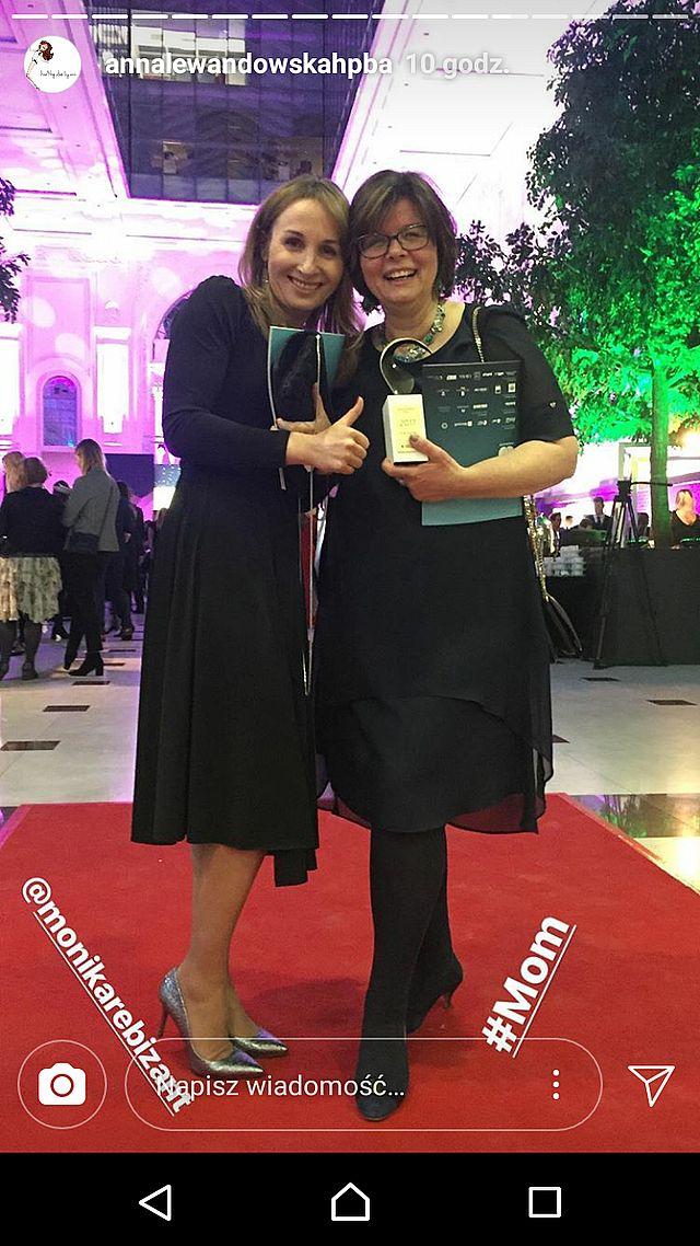 Anna Lewandowska chwali się OGROMNYM sukcesem! Przegoniła Maff i Kasię Tusk