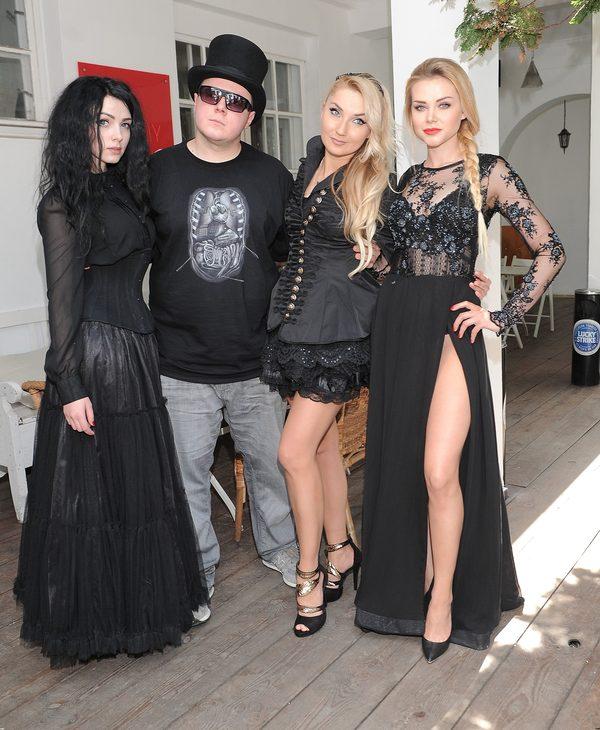 Donatan, Cleo i Maryla Rodowicz promują Pełnię (FOTO)