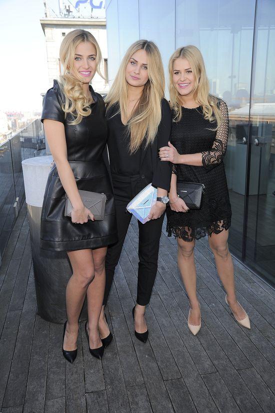 Rozalia Mancewicz pokazała siostry (FOTO)