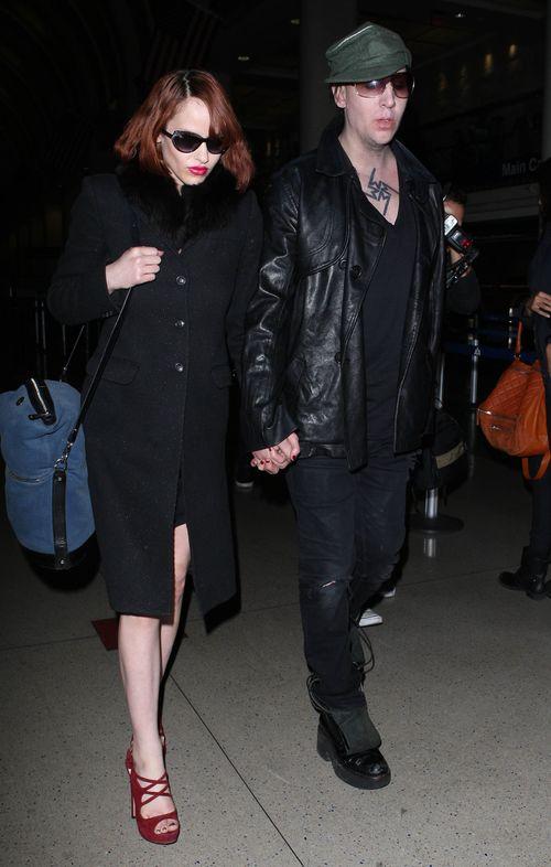 Marilyn Manson nie chce już szokować? (FOTO)
