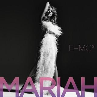 Okładka nowej płyty Mariah Carey