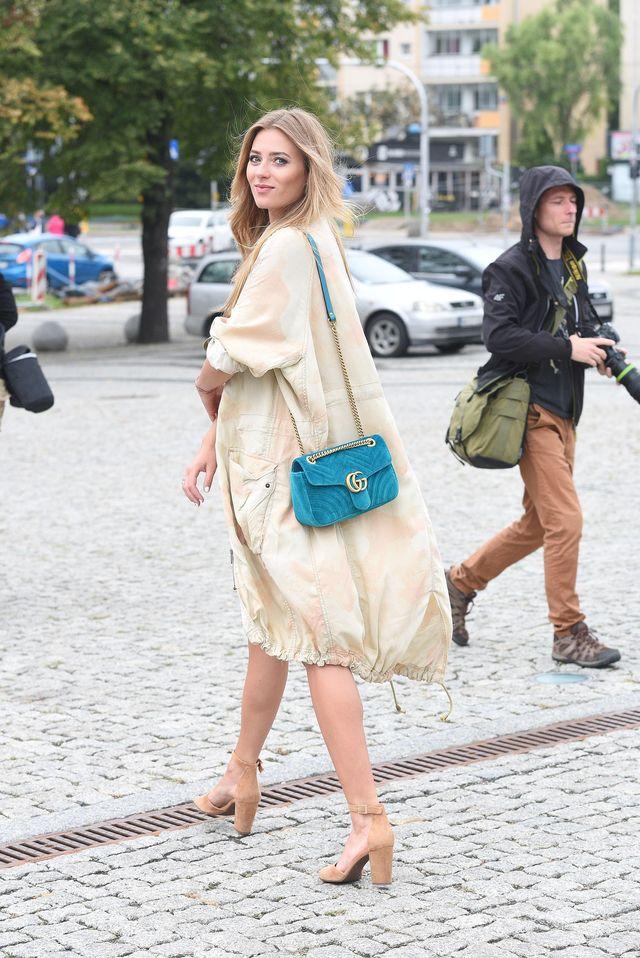 Wyobrażasz sobie Marcelinę Zawadzką jako brunetkę w bobie z grzywką? (ZDJĘCIE)
