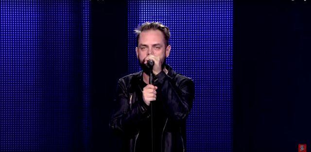 Marcin Czyżewski już zdążył namieszać w The Voice (VIDEO)