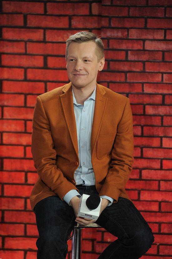 Marcin Mroczek został ojcem! (FB)