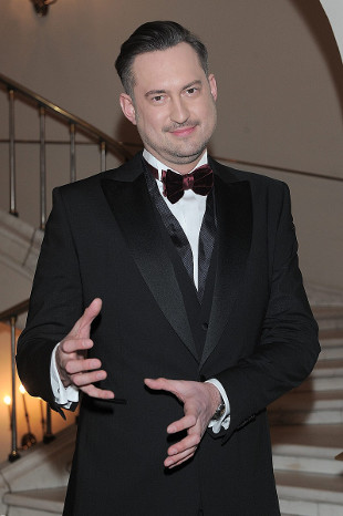 Marcin Prokop: Jestem luksusową kurtyzaną!