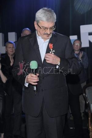 Benefis Marka Niedźwieckiego w radiowej Trójce (FOTO)