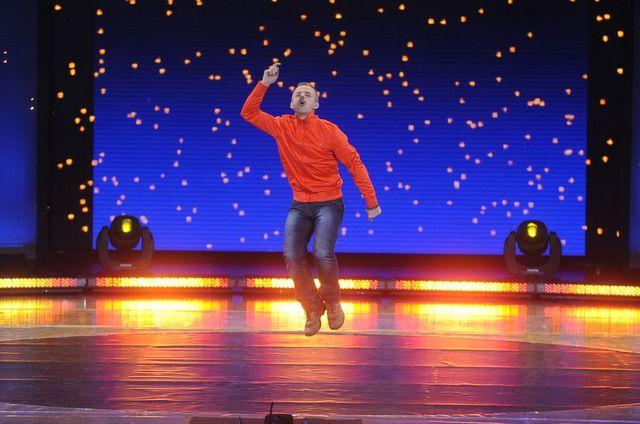 Marek - pierwszy freak w nowym Tylko taniec [VIDEO]