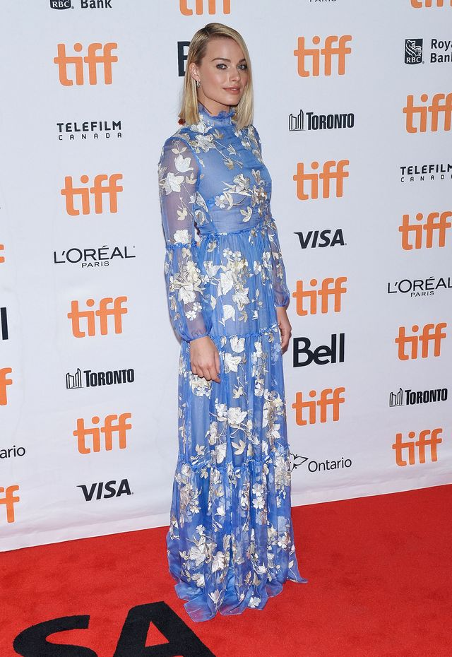 Margot Robbie w ciąży? Który to miesiąc?