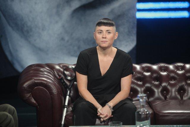 Maria Peszek zgoliła włosy (FOTO)