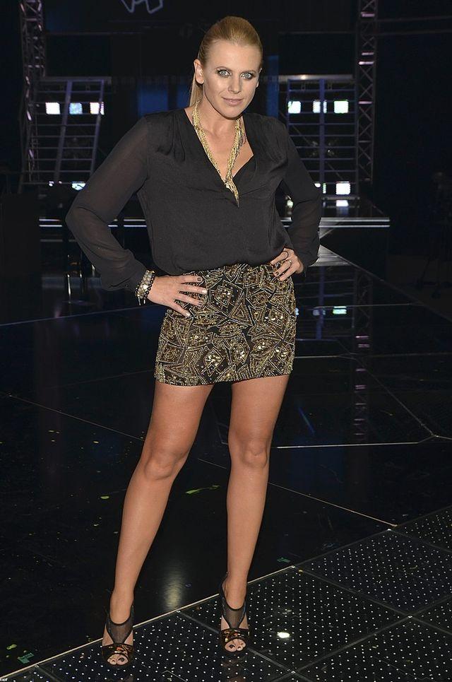 Drugie po Steczkowskiej ładne nogi w The Voice (FOTO)