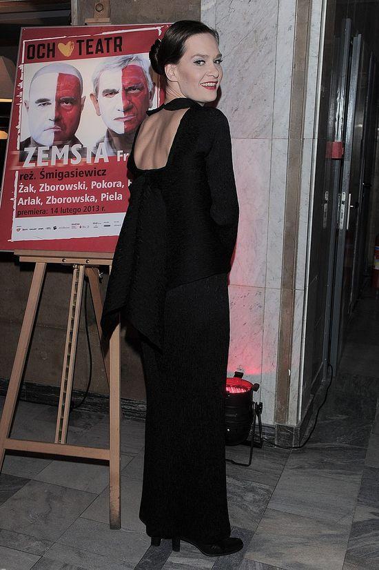 Bohosiewicz, Schejbal, Seweryn na premierze Zemsty (FOTO)
