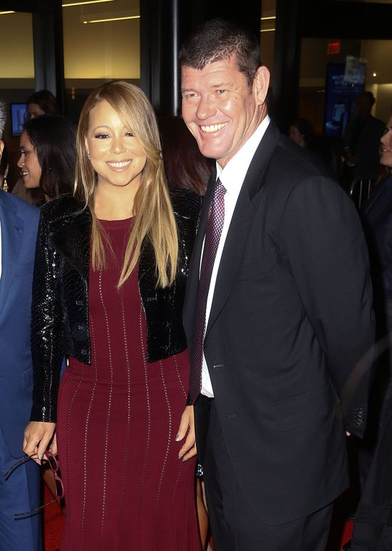 Mariah Carey został narzeczoną Jamesa Packera!