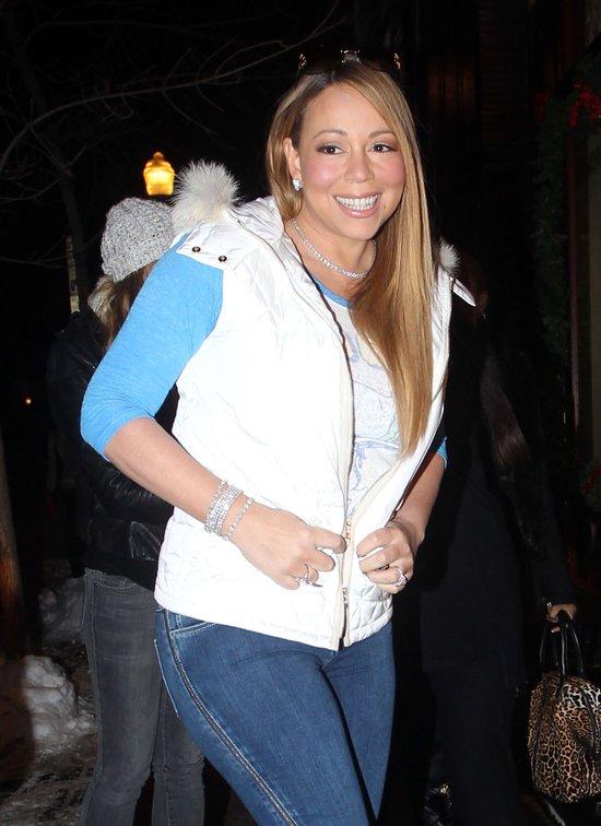 Mariah Carey chwali się córeczką Monroe (FOTO)