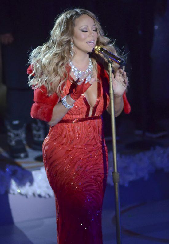 Mariah Carey trafiła do szpitala