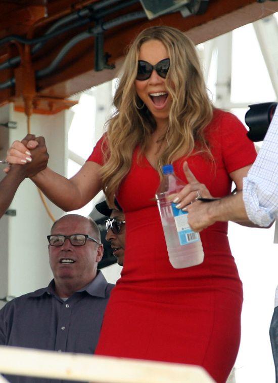 Mariah Carey zapłaciła 1,5 tys. dolarów za 8-godzinny masaż