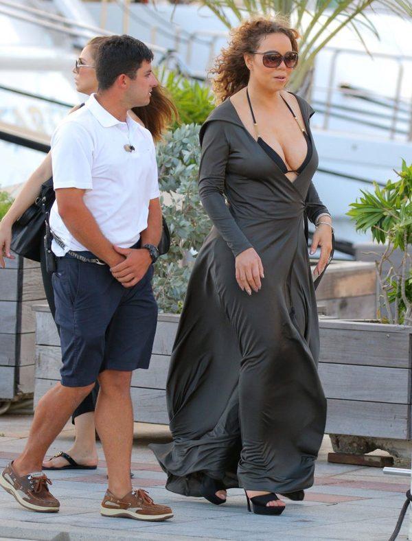 Mariah Carrey juz znalazła pociechę po Nicku Cannonie? FOTO