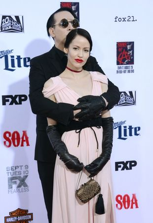 Marilyn Manson: seks tylko w bieliźnie!