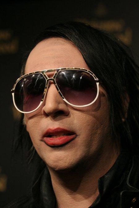 Tak wygląda Marilyn Manson bez makijażu (FOTO)