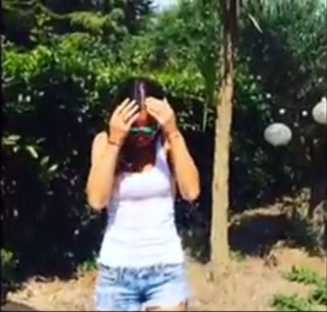 Widzieliście już splash Mariny Łuczenko? (VIDEO)