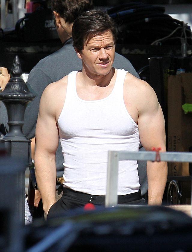 Mark Wahlberg: Przesta�em je��, mia�em fioletowe usta