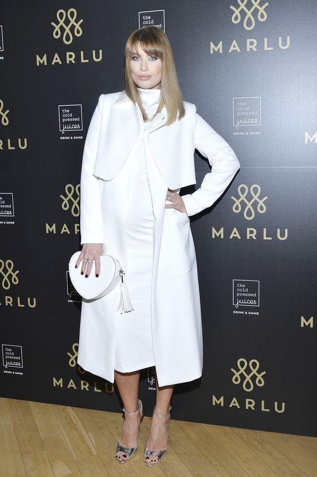 Sexy nogi Rozenek-Majdan i stylowa Urbańska na pokazie Marlu (ZDJĘCIA)