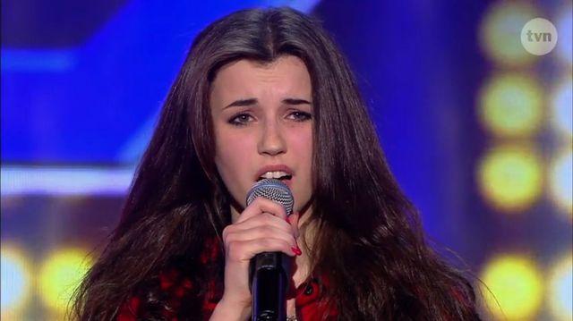 Widzieliście już występ faworytki Wojewódzkiego z X Factora?