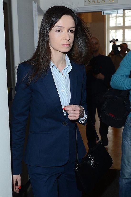 Marta Kaczyńska promuje biografię ojca (FOTO)