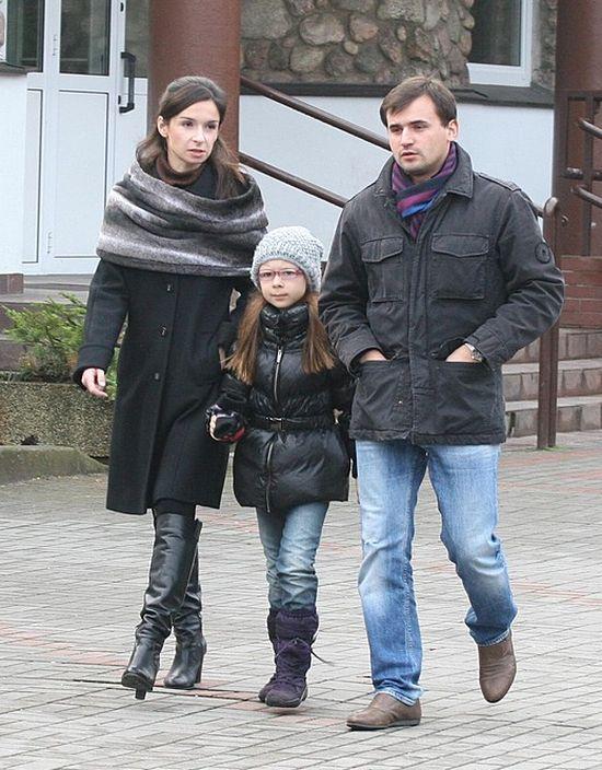 Dubieniecki, mąż Marty Kaczyńskiej: Jestem ojcem Ewy!