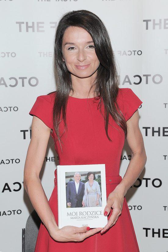 Marta Kaczyńska jak prawdziwa fashionistka (FOTO)