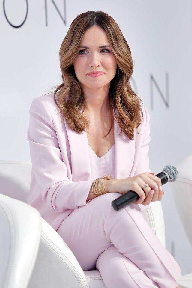 Marta Żmuda-Trzebiatowska nie chce miłosnych scen z mężem