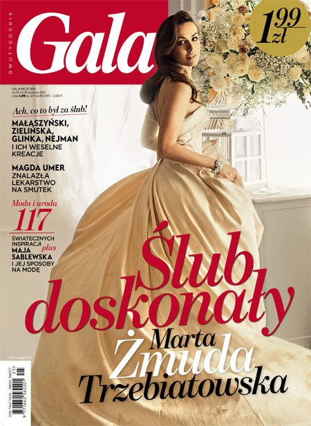Marta Żmuda-Trzebiatowska wychodzi za mąż? (FOTO)