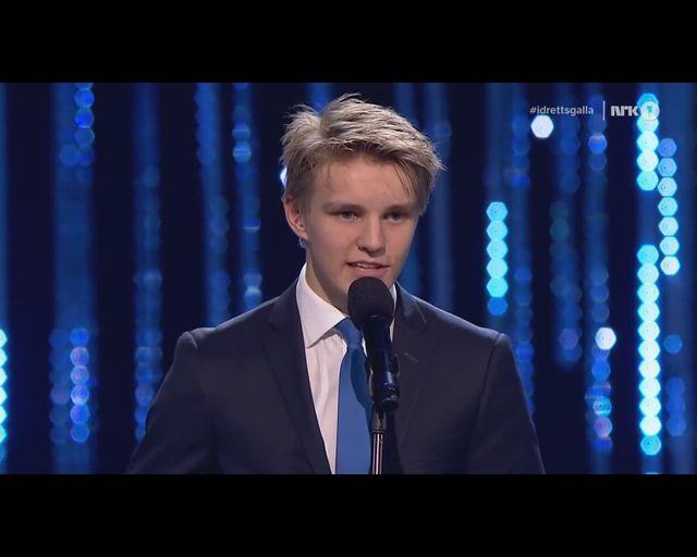 16-letni Martin Odegaard nową gwiazdą futbolu [VIDEO]