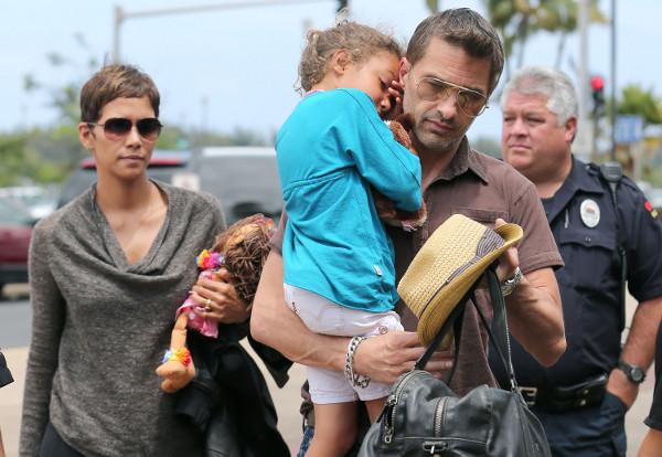 Olivier Martinez zaatakowa� fotoreportera