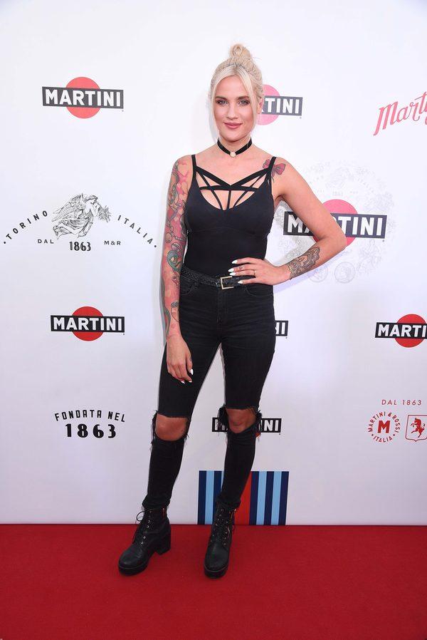 Kto pokazał klasę, a kto zaliczył wpadkę na imprezie Martini? (FOTO)