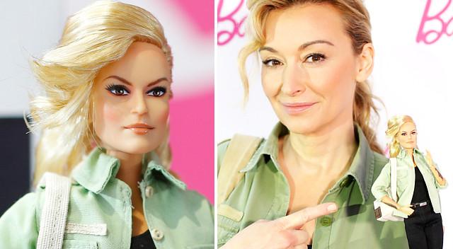Martyna Wojciechowska ma swoją lalkę Barbie (ZDJĘCIA)