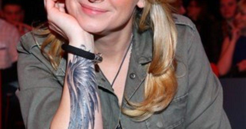 Imponujący Tatuaż Martyny Wojciechowskiej Foto Kozaczek