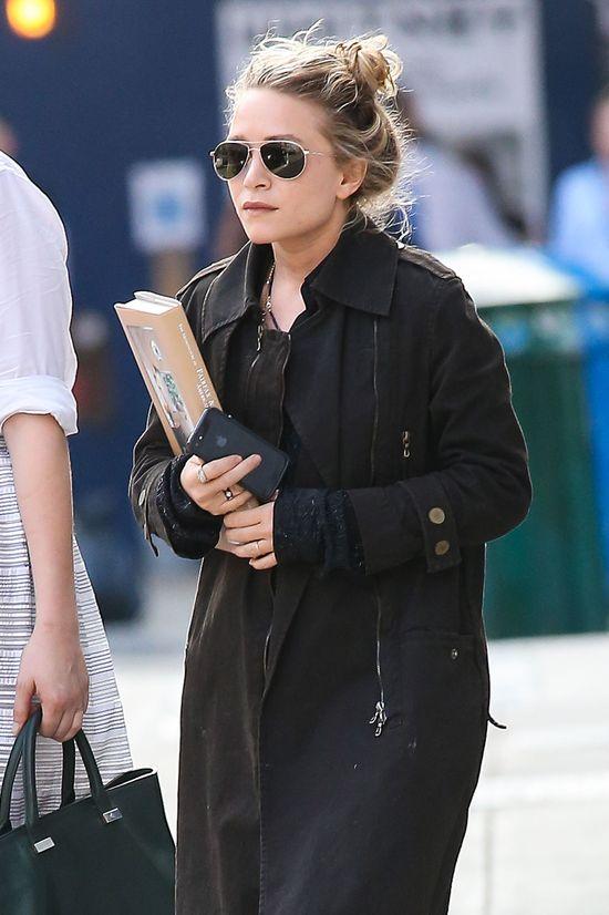 Bezdomna Mary-Kate Olsen