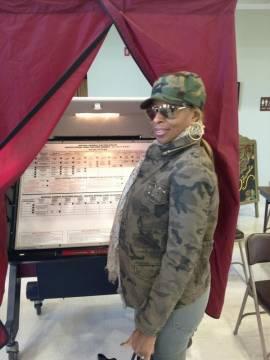 Amerykańscy celebryci także oddali swój głos w wyborach
