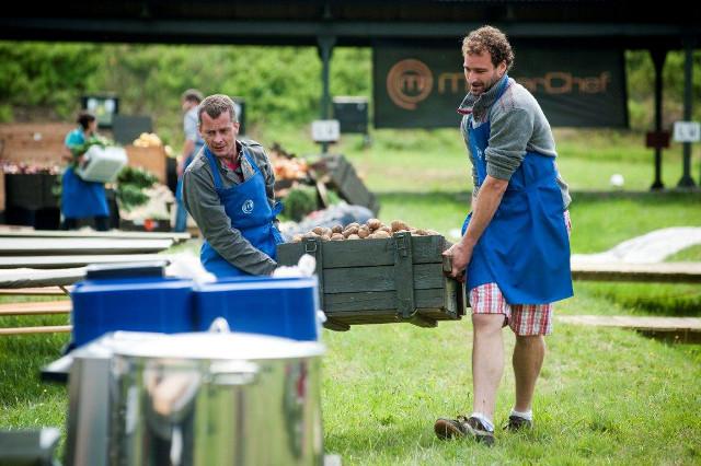 Uczestnicy Masterchef będą gotować dla żołnierzy