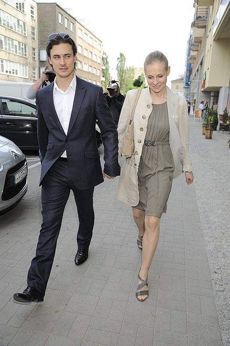 Mateusz Damięcki z partnerką (FOTO)