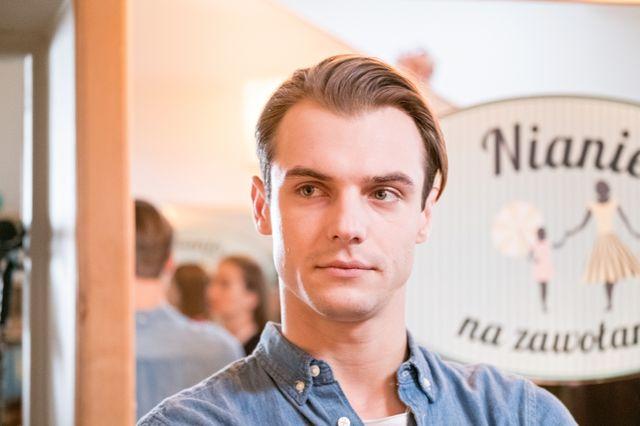 Nowe ciacho w polskim show - biznesie! Czy Mateusz Rzeźniczak jest do wzięcia?