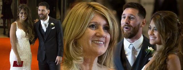 Matka Leo Messiego wywołała SKANDAL na ślubie syna!
