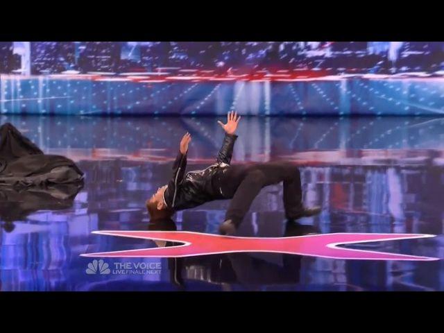 Wytańczył fabułę Matrixa na parkiecie [VIDEO]