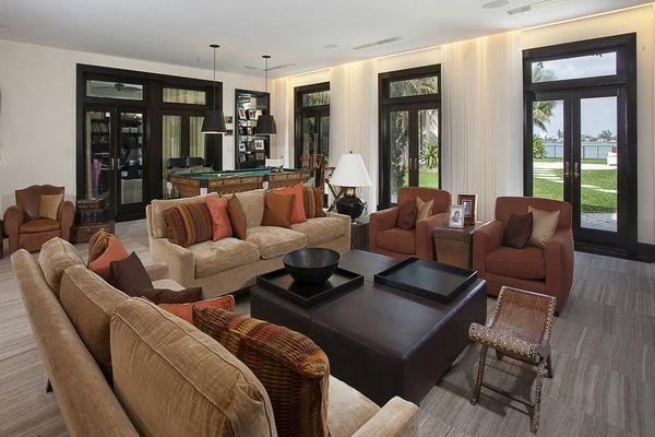 Z odwiedzinami w domu Matta Damona (FOTO)