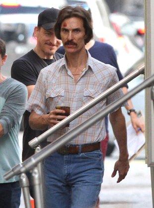 Matthew McConaughey schudł prawie 14 kilogramów (FOTO)