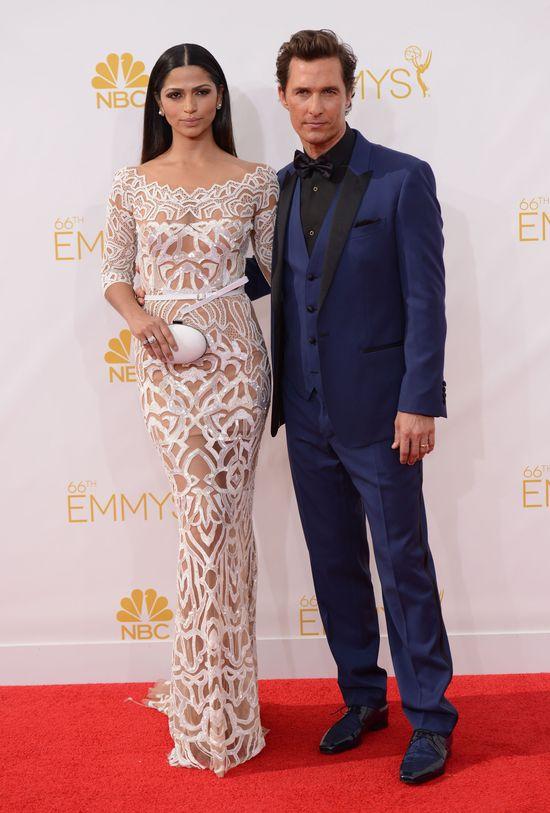 Gwiazdy na rozdaniu nagród Emmy (FOTO)