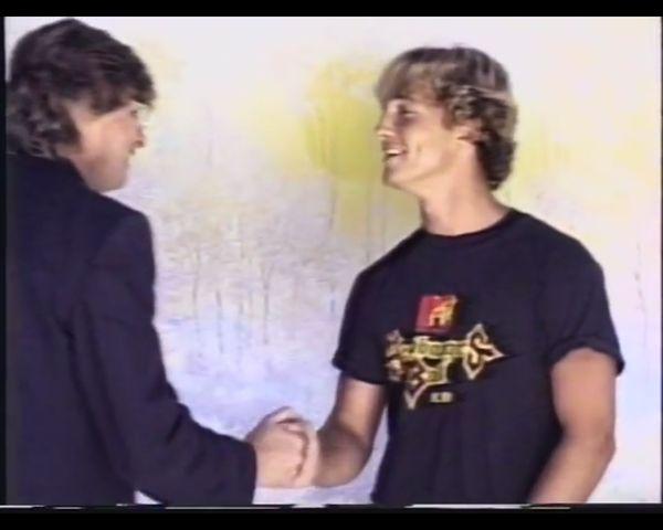 Gdy Matthew McConaughey miał 24 lata, wyglądał bosko