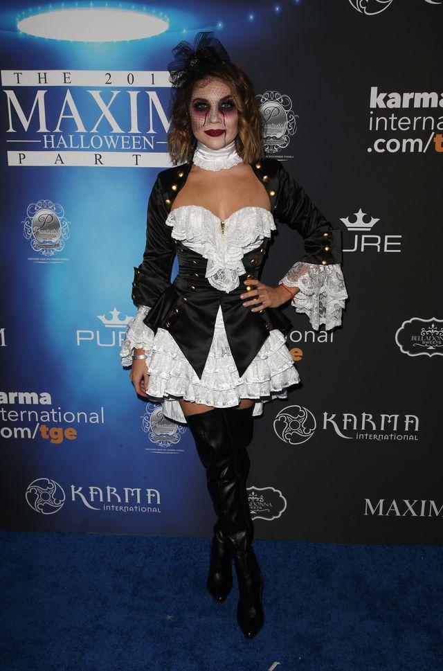 Halloween 2017 - zobaczcie, jak bawili się goście balu Maxima (ZDJĘCIA)